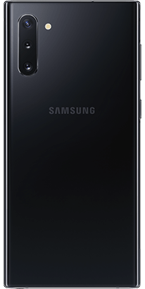 Logo-Galaxy Note 10 Back