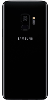 Logo-Galaxy S9 Plus Back