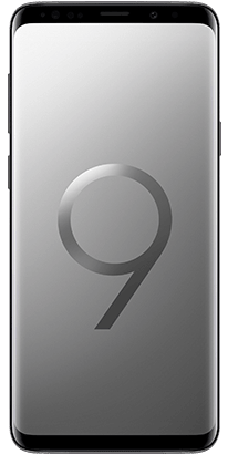 Logo-Galaxy S9 Plus