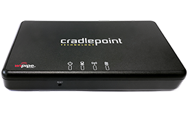 Cradlepoint CTR35 Wireless 3G/4G Router
