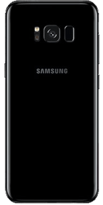 Logo-Galaxy S8 Back