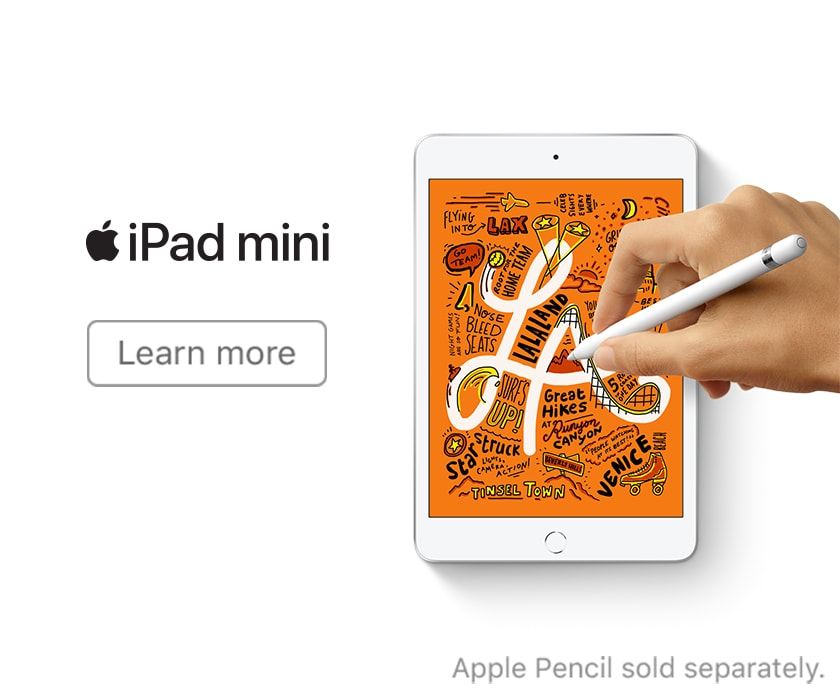 Apple iPad mini now available at Strata Networks